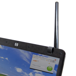 3G Clip antenna for dongles. Image:Mobilefun