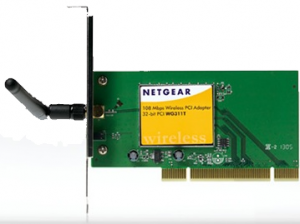 wireless PCI adapter guide to wireless networking