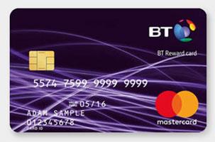 BT Mastercards