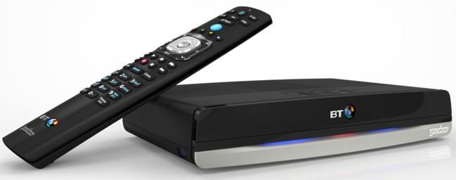 BT TV box
