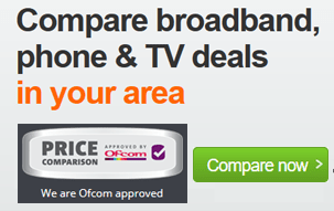 Compare Broadband Deals