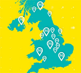 EE 5G coverage