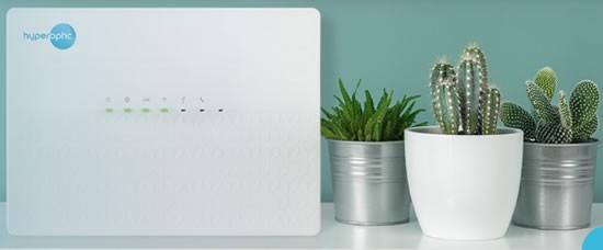 Hyperoptic Hub WiFi router