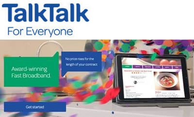TalkTalk Fast Broadband