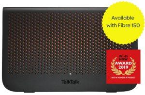 TalkTalk WiFi Hub Black