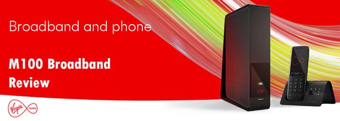 Virgin Media M100 Broadband Review