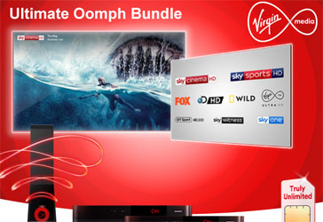 Virgin Media Ultimate Oomph Bundle