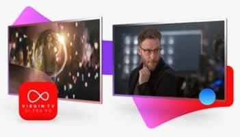 Virgin TV 360 BOX