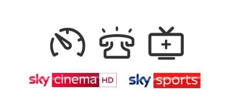 Virgin TV plus Sports and Movies
