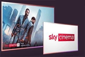 Virgin TV with Sky Cinema